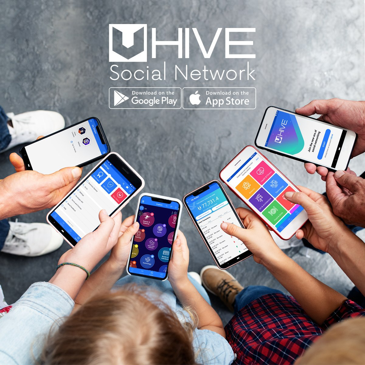 Join Uhive